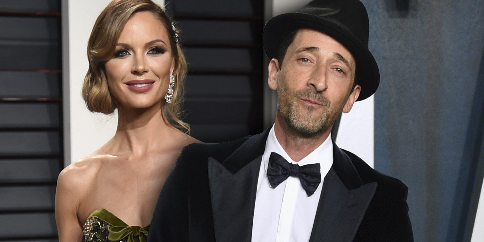 Georgina Chapman, exmujer de Harvey Weinstein, tiene nueva pareja: el actor Adrien Brody
