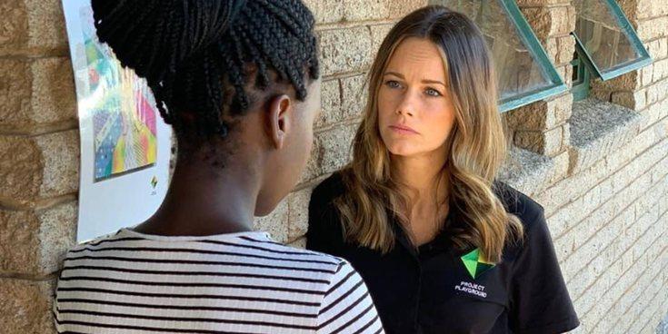 El largo viaje de Sofia Hellqvist a Sudáfrica con el que recuerda que jamás romperá con su pasado