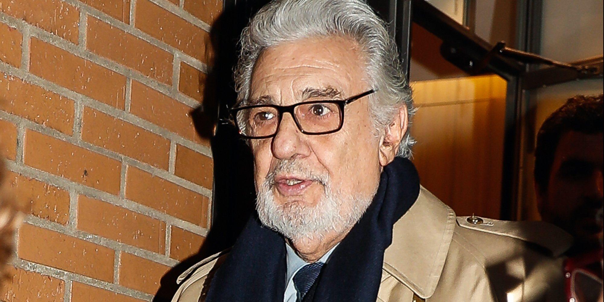 El sindicato que investigó a Plácido Domingo por acoso sexual le pidió medio millón de dólares por su silencio