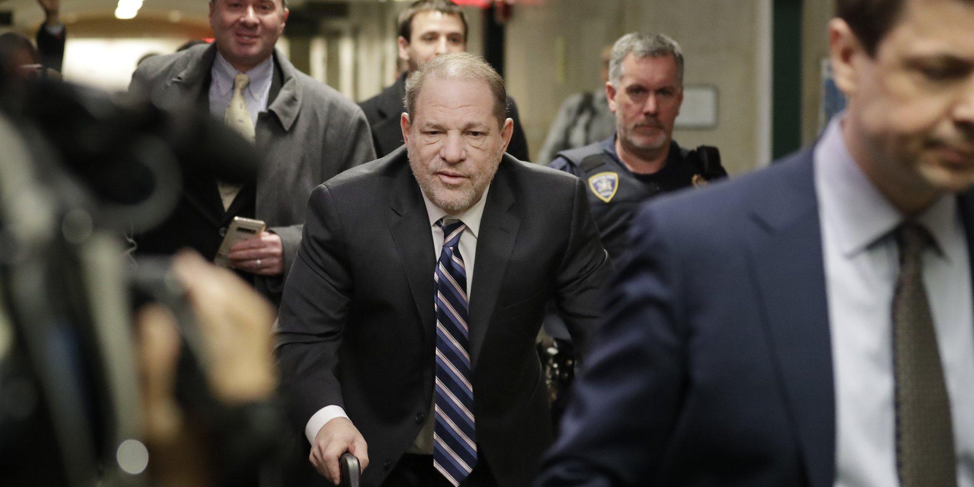 """Weinstein, antes de entrar en prisión, pone contra las cuerdas a sus abogados: """"Quiere demostrar su inocencia"""""""