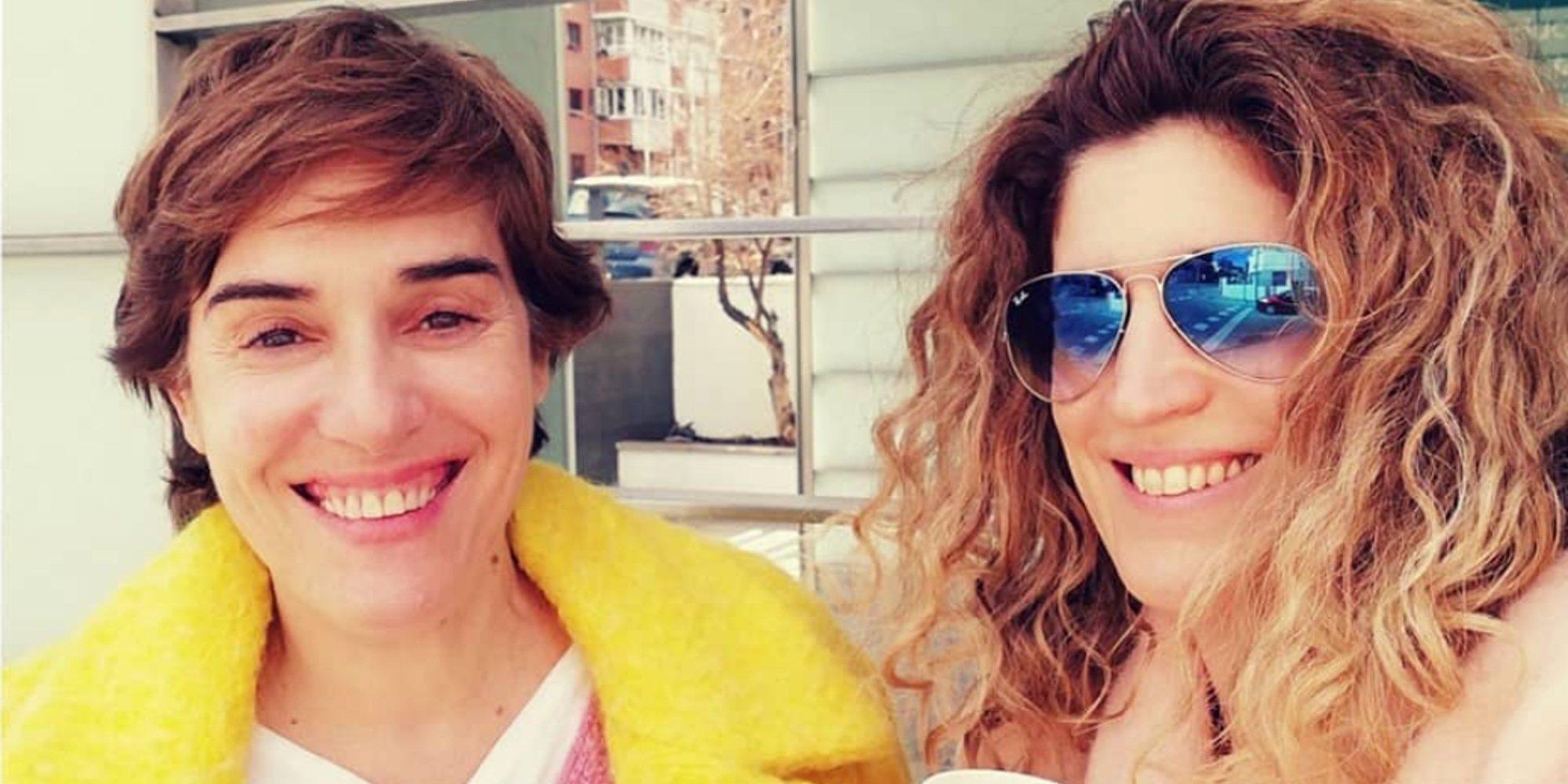 """Anabel Alonso se pronuncia sobre su próxima maternidad: """"Estamos muy felices y muy emocionadas"""""""