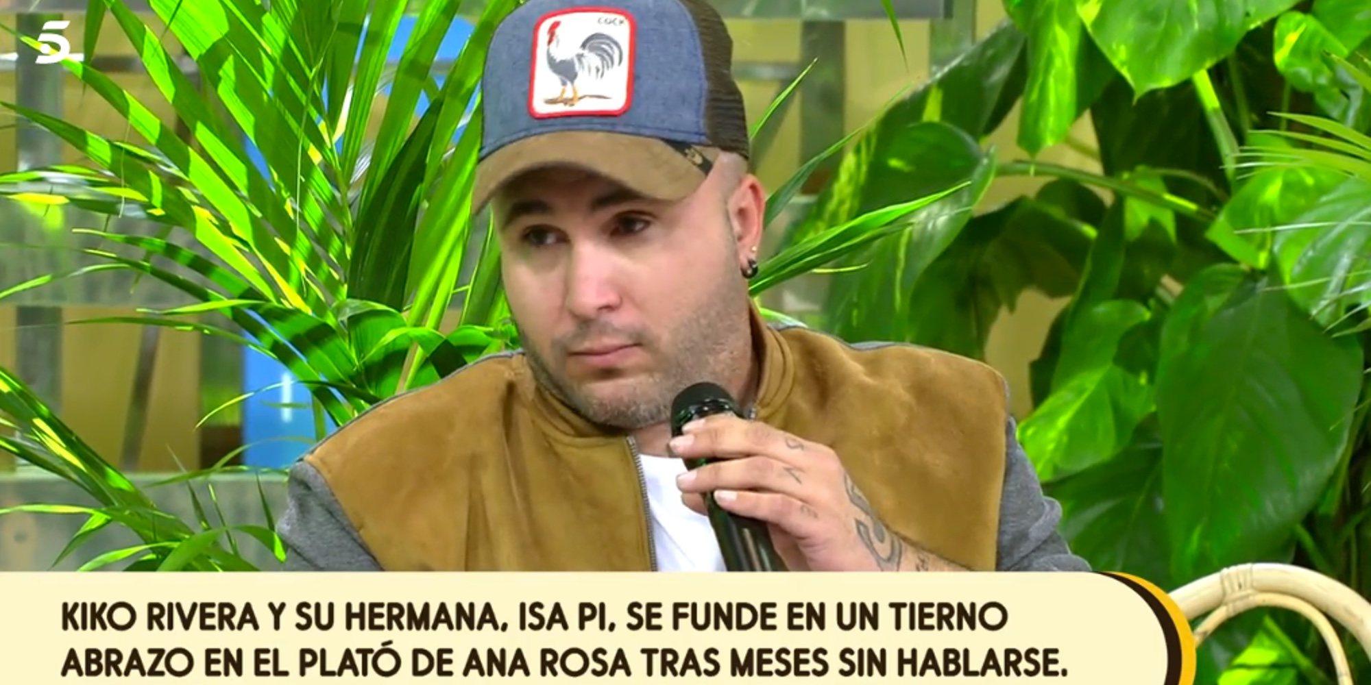 """Kiko Rivera ya no tendrá que elegir entre Chabelita y Omar Montes: """"Mi hermana me ha dado una lección"""""""