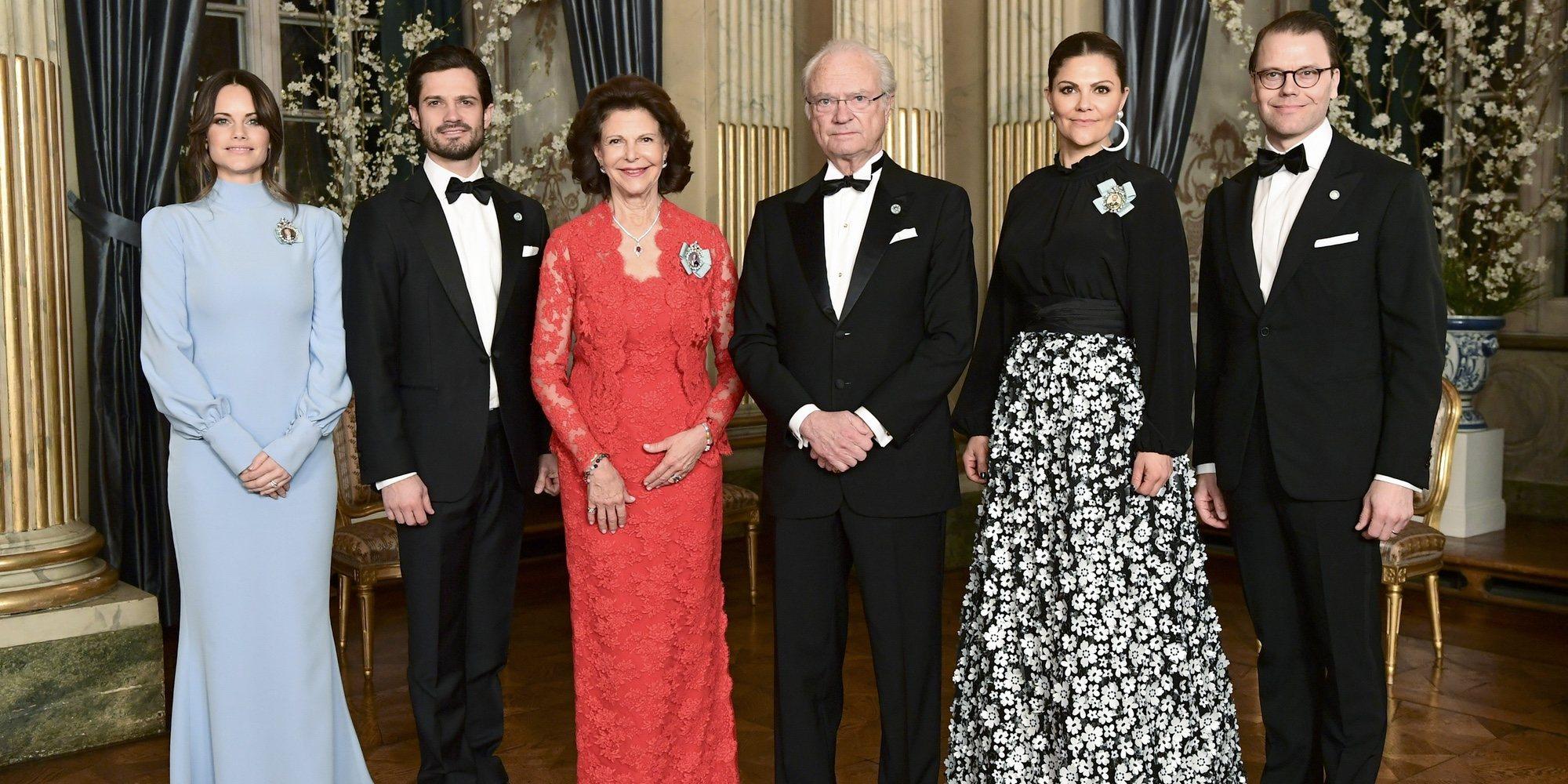 La Familia Real Sueca se ve obligada a cancelar una cena de gala a causa del Coronavirus