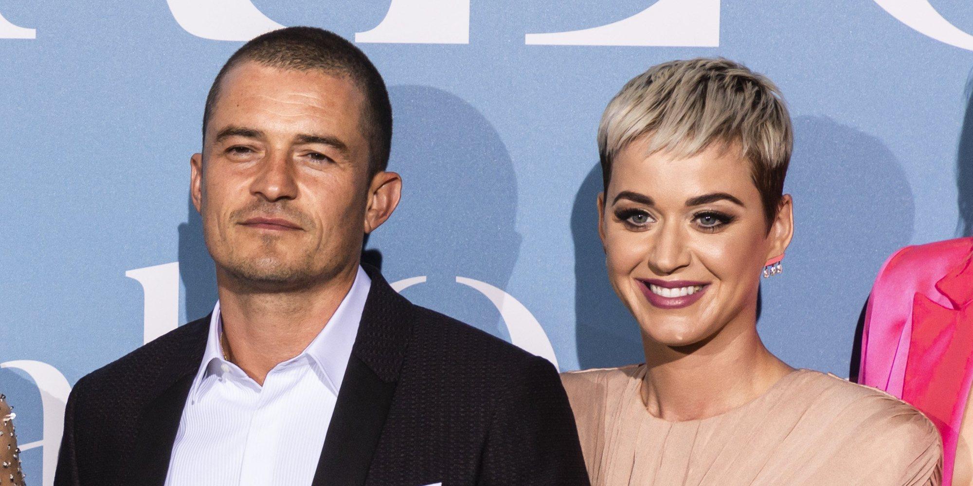 Katy Perry y Orlando Bloom esperan su primer hijo juntos