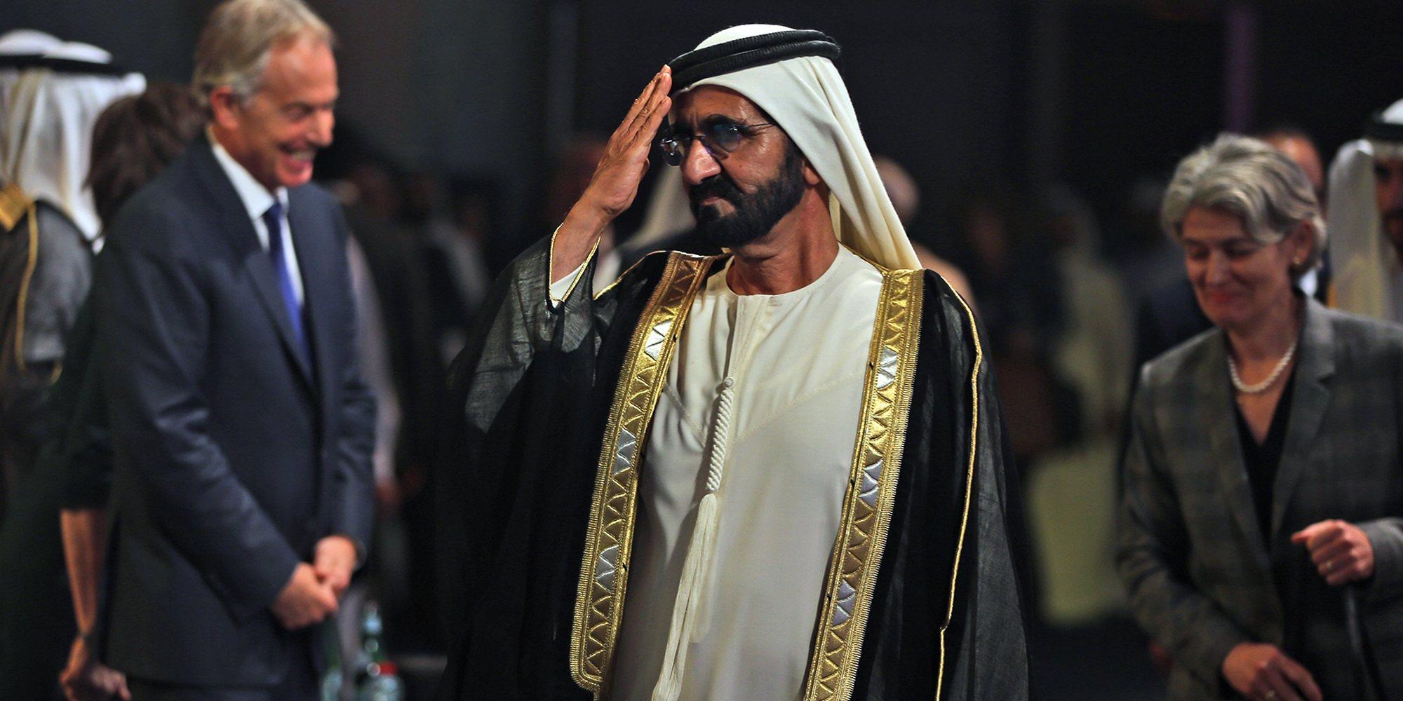 El Emir de Dubai, condenado: torturó y secuestró a sus hijas y amenazó a Haya de Jordania