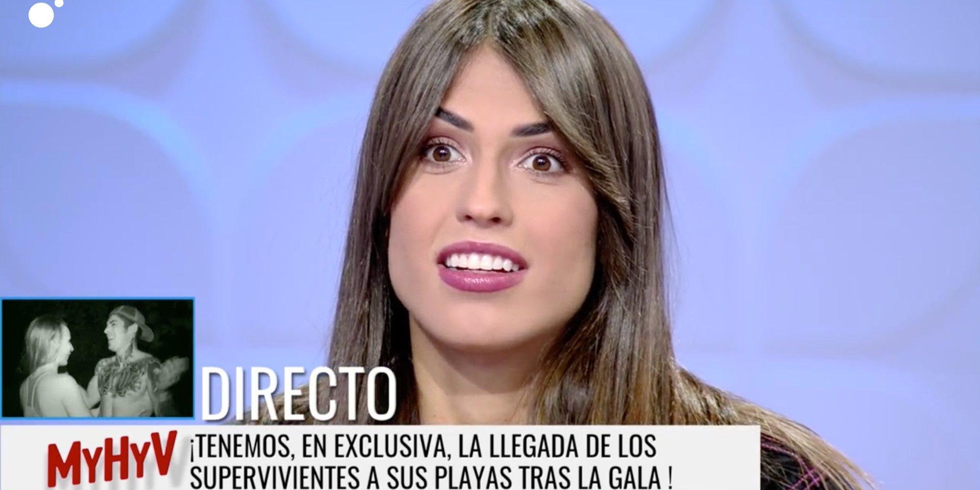 """Sofía Suescun sobre la relación de Rocío Flores con Barranco en 'Supervivientes 2020': """"Es una traición a Gloria"""""""