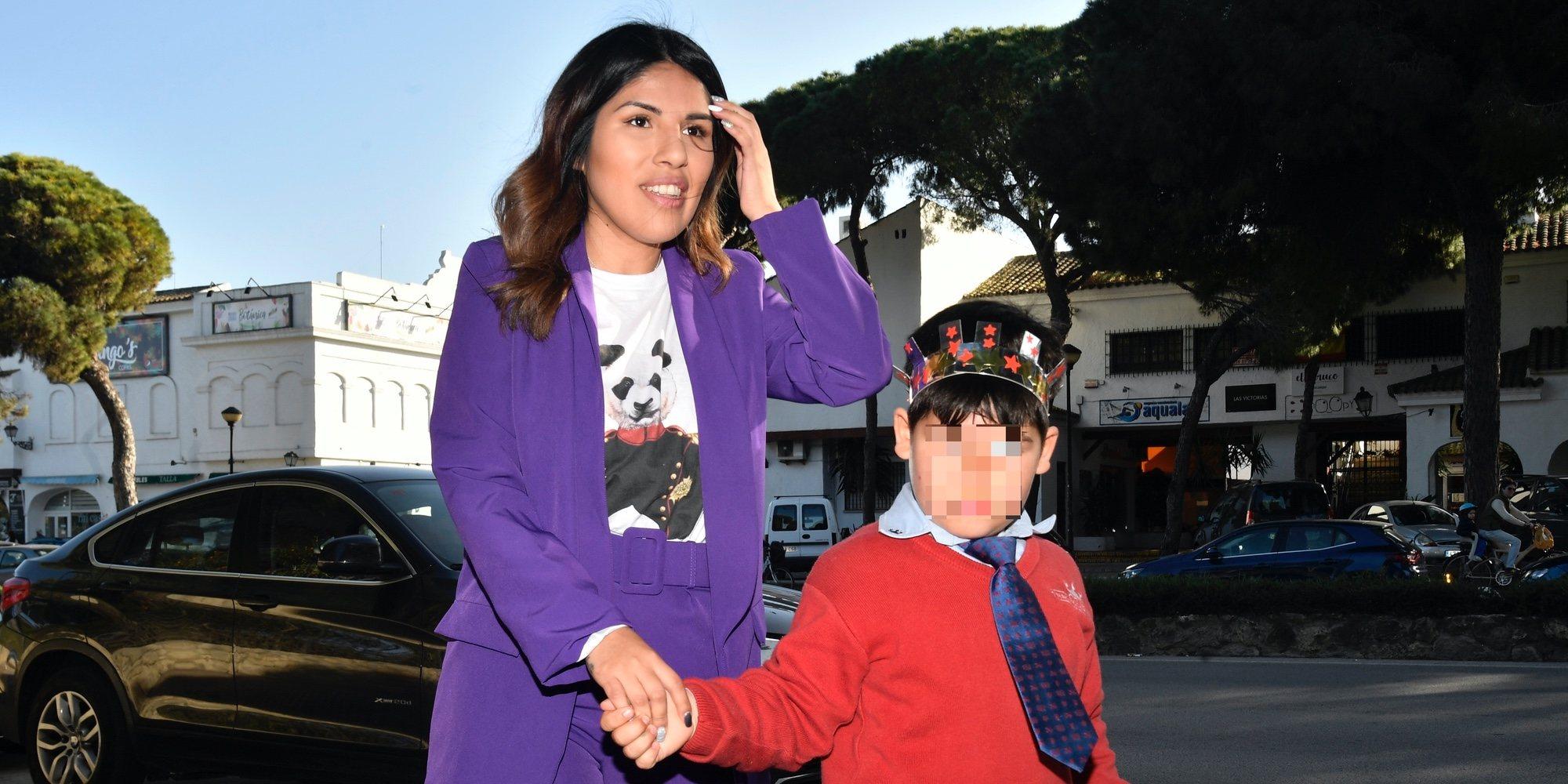Chabelita Pantoja celebra el cumpleaños de su hijo Albertito junto a Alberto Isla, Asraf Beno y Dulce