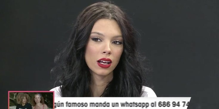 """Alejandra Rubio, sobre la relación de Rocío Flores y su madre Rocío Carrasco: """"Rocío Carrasco es como mi tía"""""""