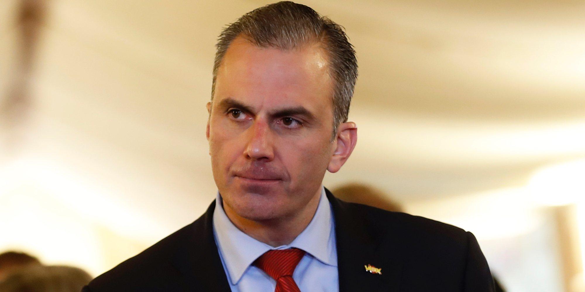 Javier Ortega Smith da positivo por coronavirus y VOX pide perdón por el mitin en Vistalegre