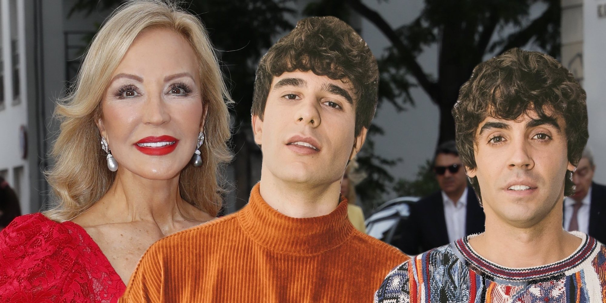 """Carmen Lomana: """"Me gustaría que los Javis hicieran una serie de mi vida"""""""