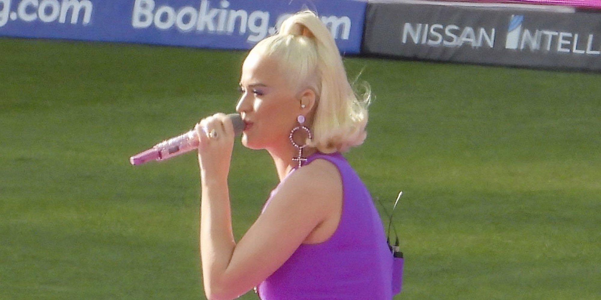Katy Perry desvela los extraños antojos que tiene desde que está embarazada