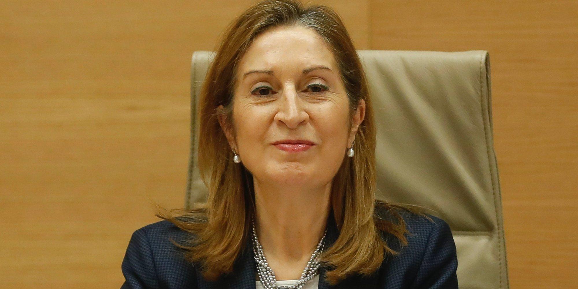 Ana Pastor, Vicepresidenta del Congreso, da positivo por coronavirus