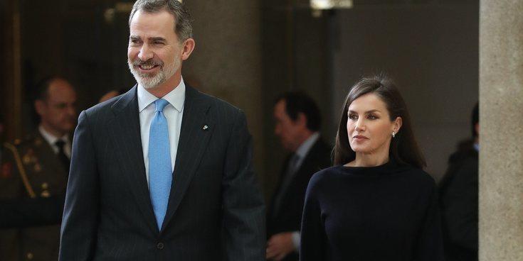 Los Reyes Felipe y Letizia dan negativo en las pruebas del coronavirus