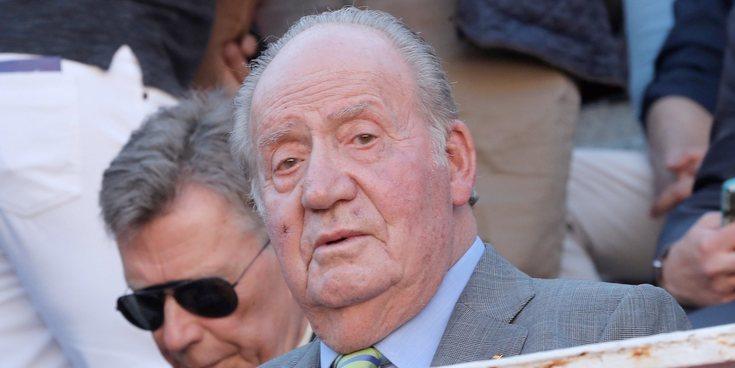 El Rey Juan Carlos incumple el aislamiento por el coronavirus con una visita a la Infanta Elena