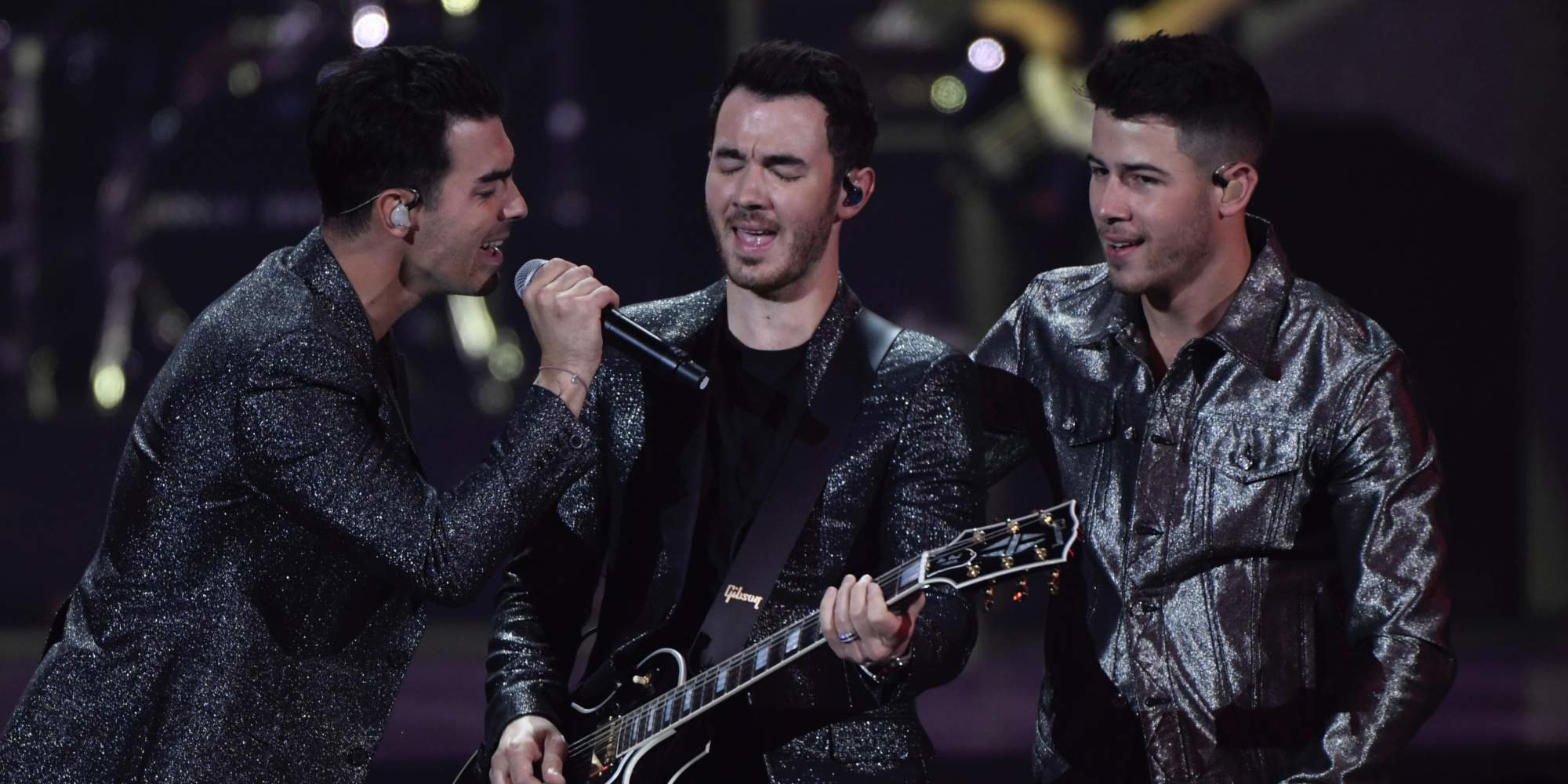 Los Jonas Brothers cancelan todos sus próximos conciertos por la crisis del coronavirus