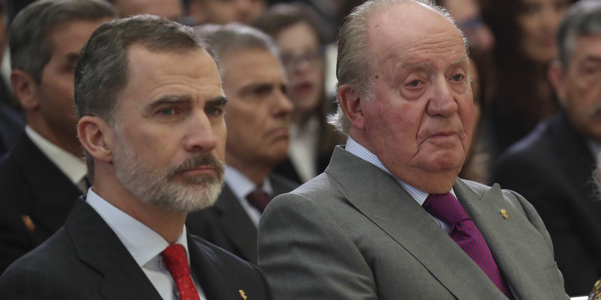 El Rey Felipe renuncia a la herencia del Rey Juan Carlos y le retira la asignación que recibía de Casa Real