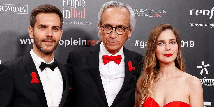 Natalia Sánchez, orgullosa de la investigación de su suegro Bonaventura Clotet para acabar con el coronavirus