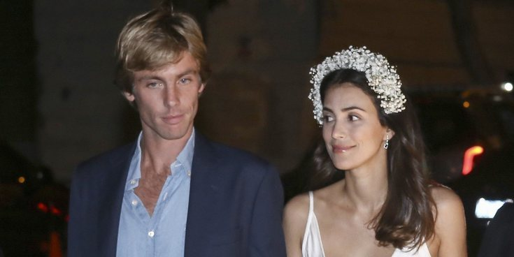Christian de Hannover y Sassa de Osma esperan mellizos