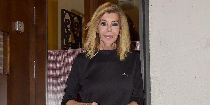 Bibiana Fernández cuenta en 'Ven a cenar conmigo: Gourmet Edition' cómo le ayudó Pedro Almodóvar a superar su separación