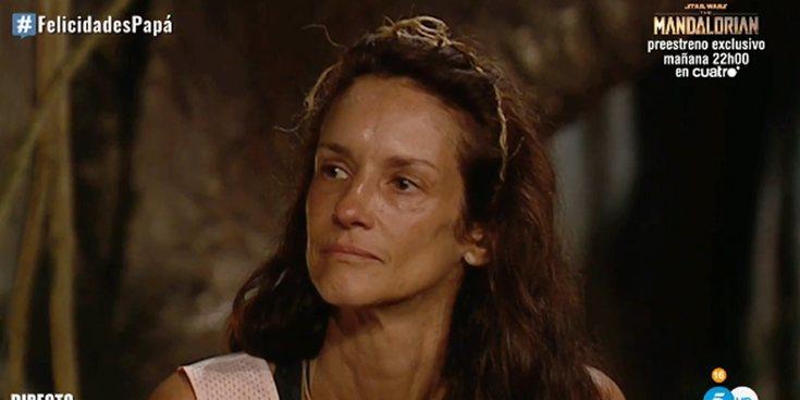 La expulsión de Hugo acaba con el deseo de Elena de irse antes ella de 'Supervivientes 2020'