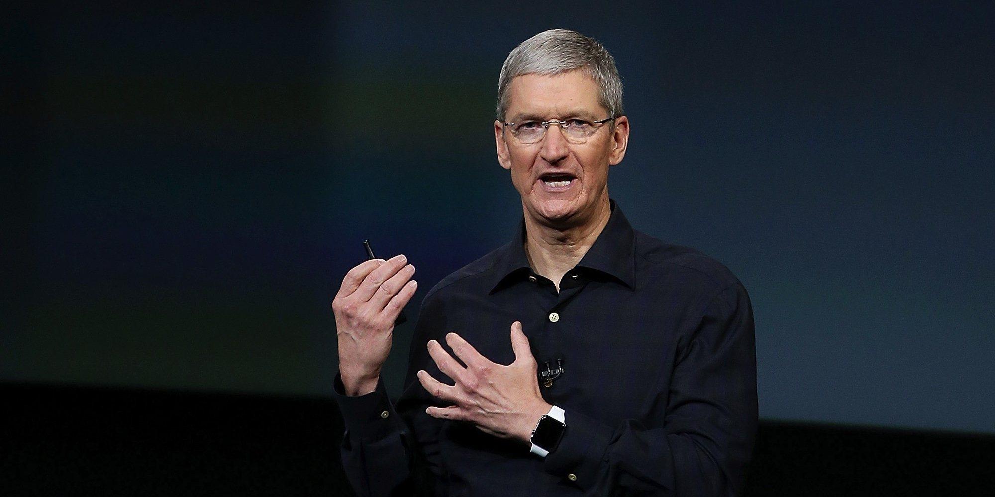 Tim Cook anuncia que Apple donará material médico para ayudar a la lucha contra el coronavirus