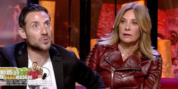 """Belén Ro a Antonio David Flores en 'Supervivientes 2020': """"Por no hablar de ti estuve muchos meses en mi casa"""""""