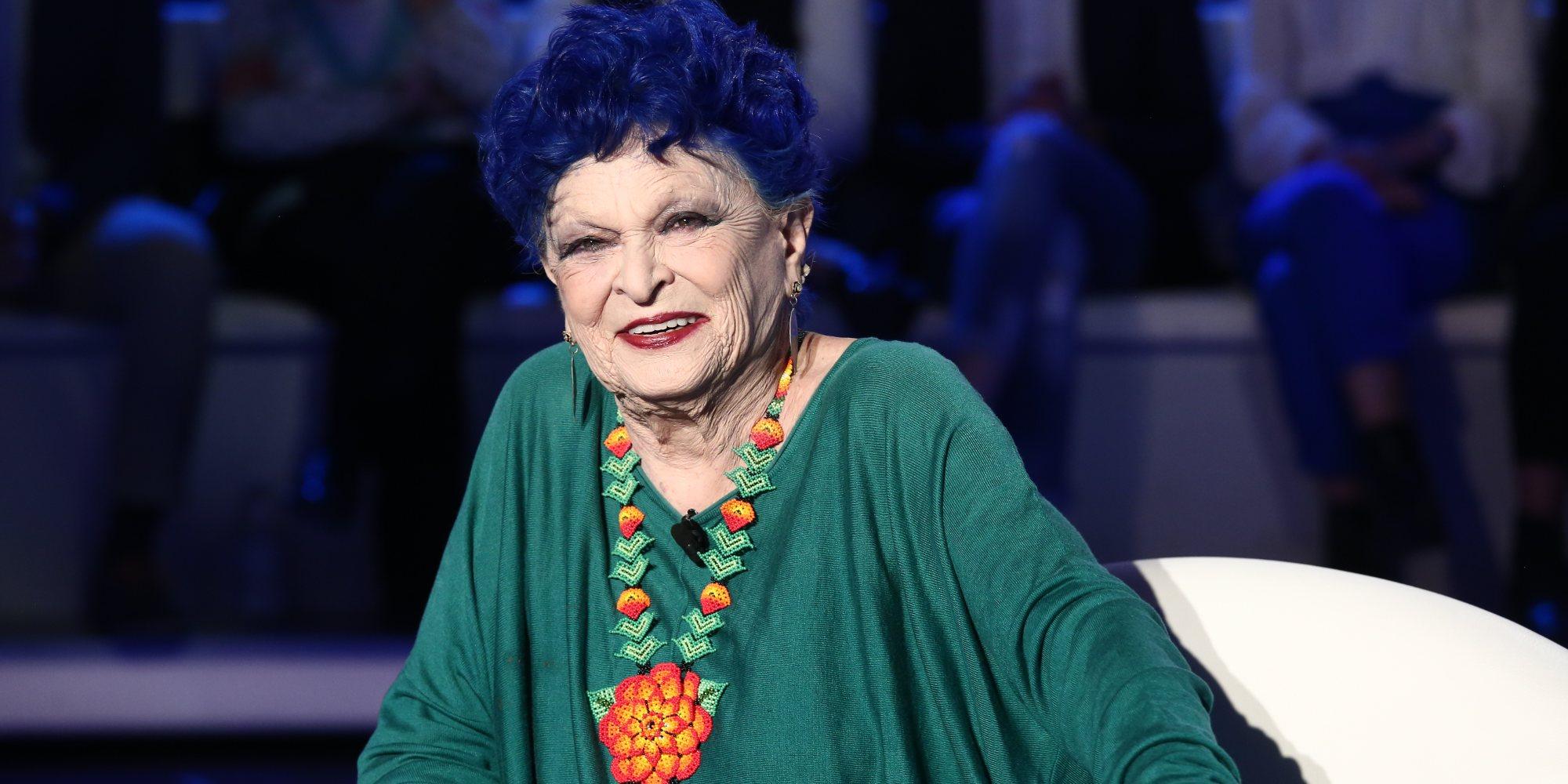 Familia y amigos dan el último adiós a Lucía Bosé tras su fallecimiento por una bronconeumonía