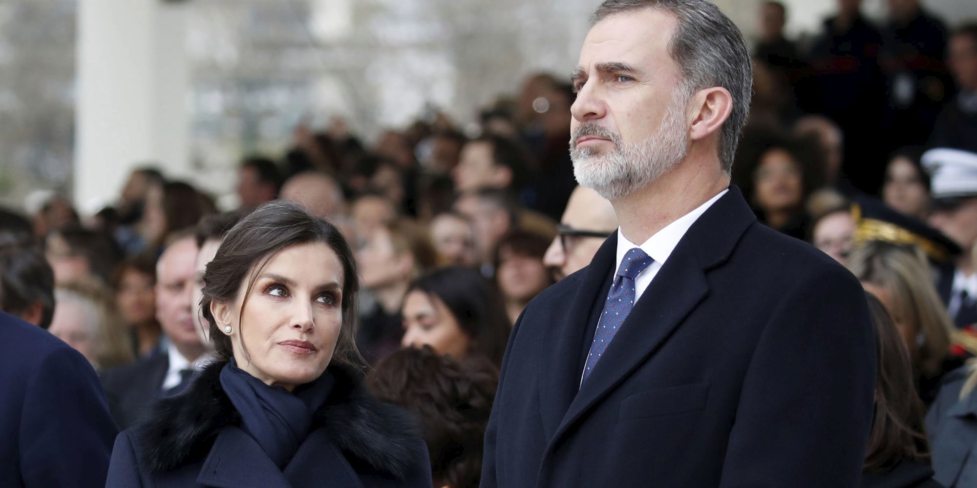 La labor de los Reyes Felipe y Letizia frente al coronavirus les aleja de otras Familias Reales