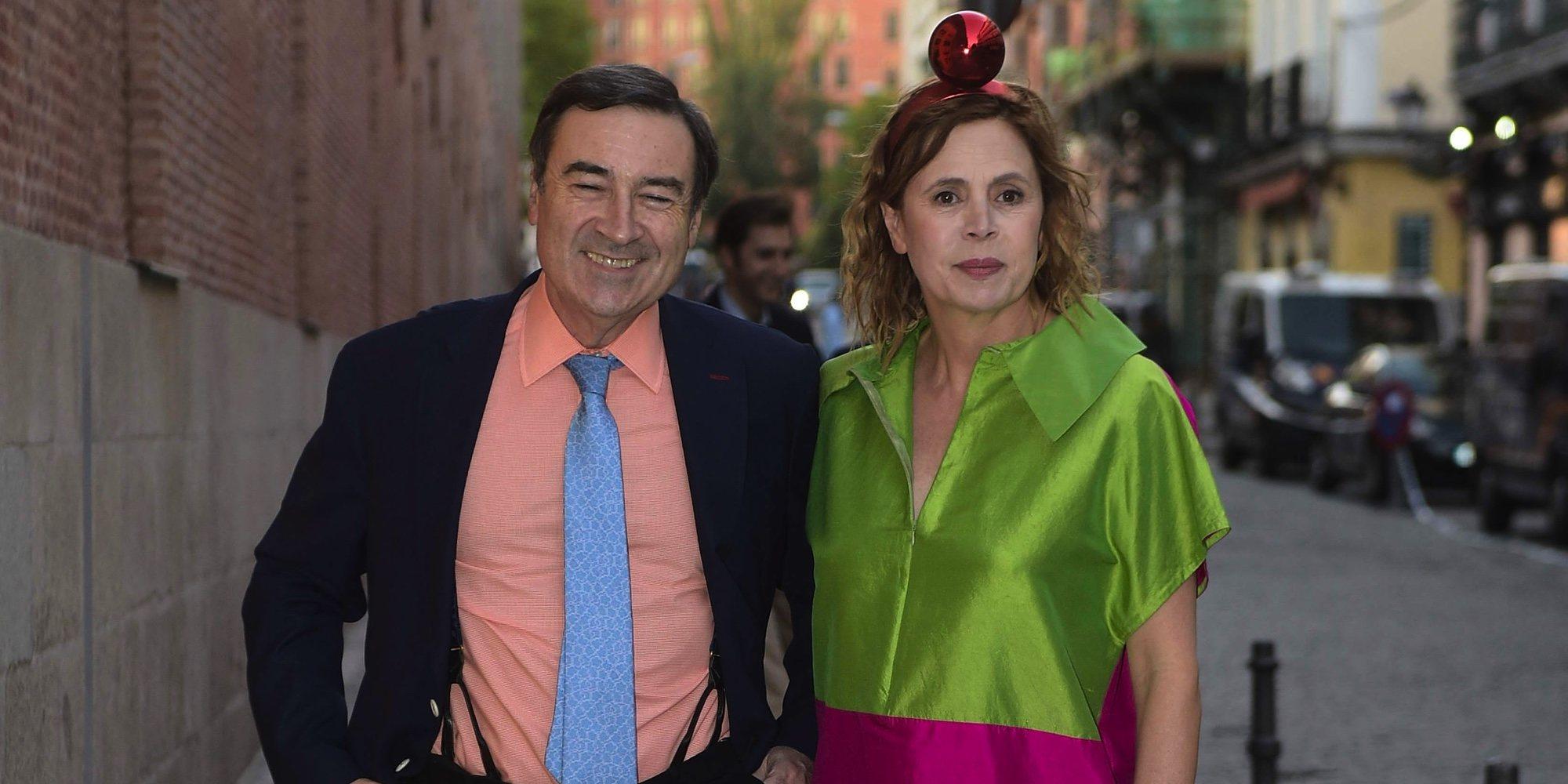 Pedro J. Ramírez carga contra Ágatha Ruiz de la Prada por sus declaraciones sobre su mujer y el coronavirus