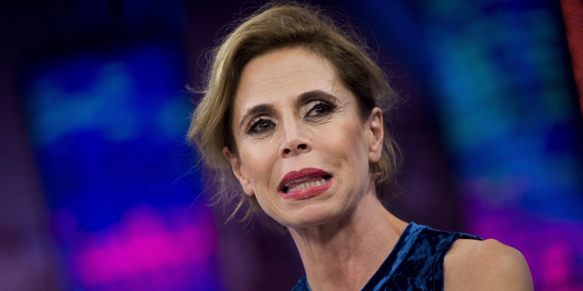 Ágatha Ruiz de la Prada se retracta de su opinión después de que Pedro J. Ramírez, su exmarido, anunciara medidas legales