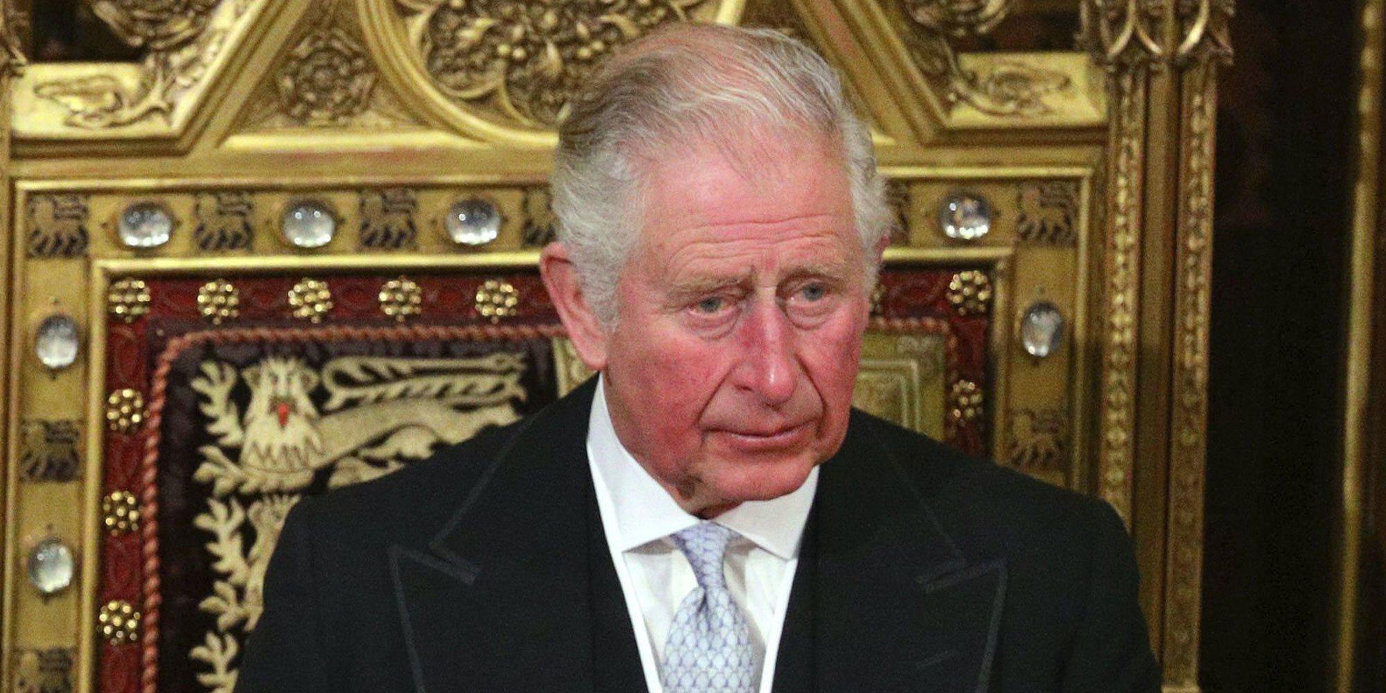 El Príncipe Carlos da positivo en coronavirus: se sometió a la prueba tras notar algunos síntomas leves