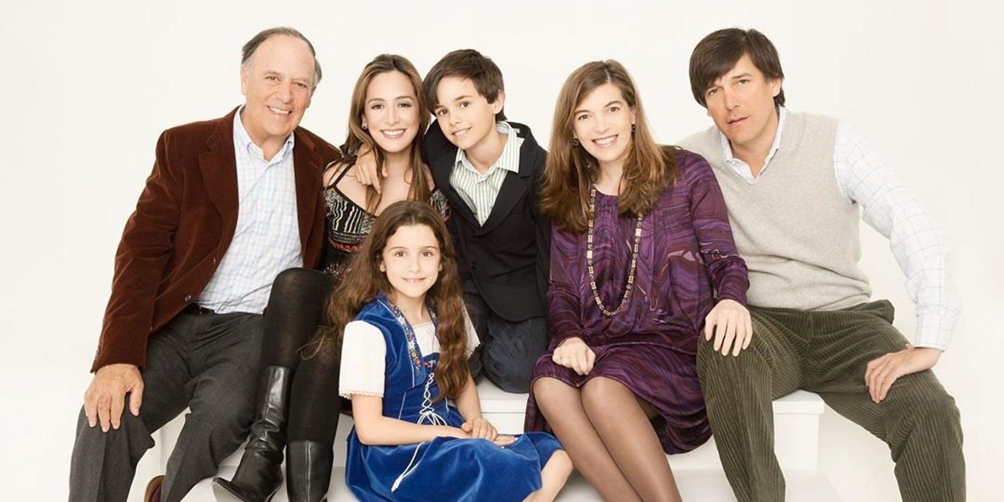 El mensaje de despedida de los cinco hijos de Carlos Falcó tras su muerte por coronavirus