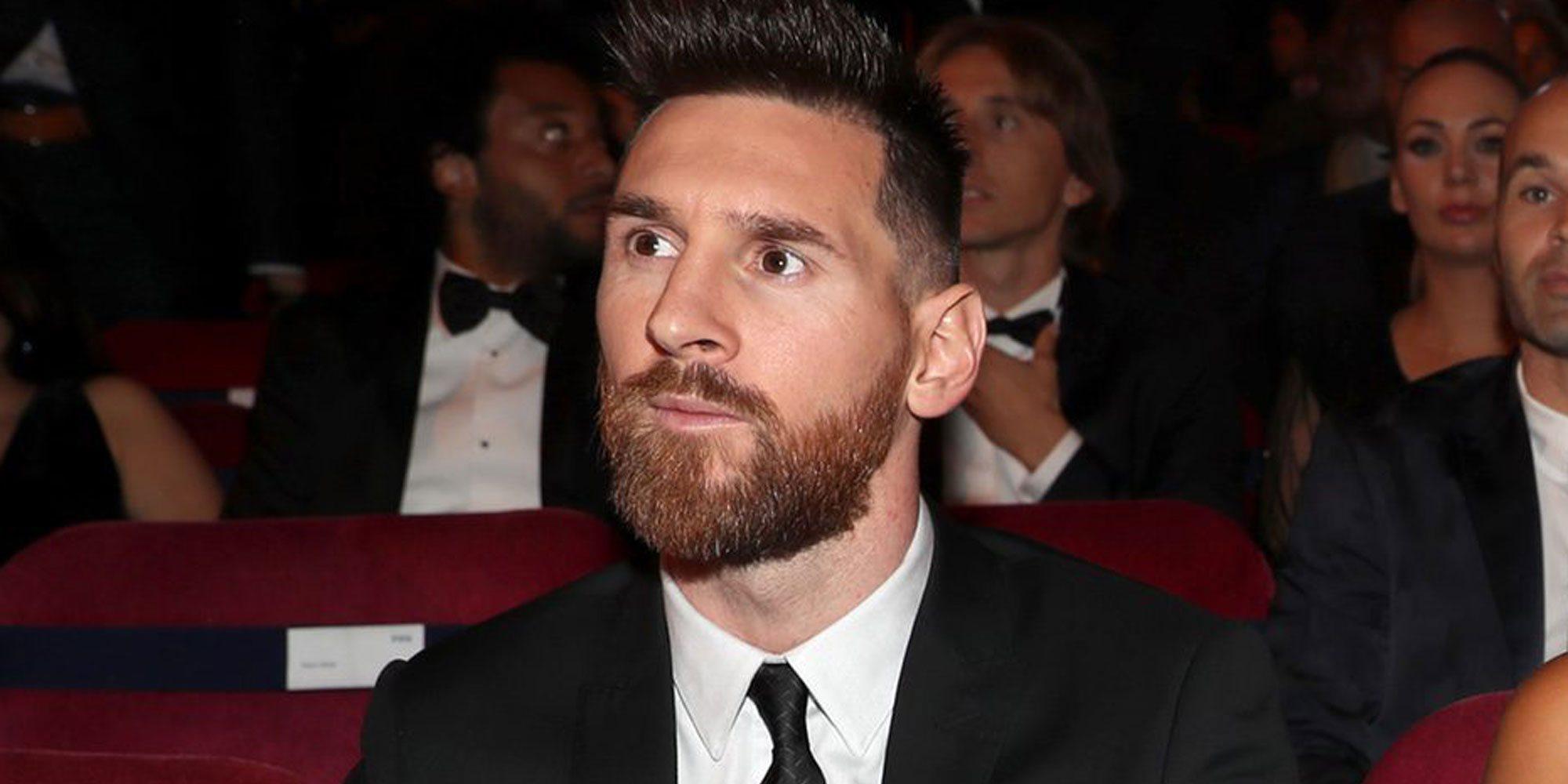 Leo Messi dona un millón de euros para luchar contra el coronavirus