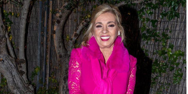 Carmen Borrego muestra la pasión que le une a Paquita Salas en 'Ven a cenar conmigo: Gourmet Edition'