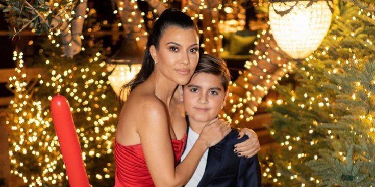 Mason Disick, hijo de Kourtney Kardashian, niega que Kylie Jenner y Travis Scott vuelvan a estar juntos