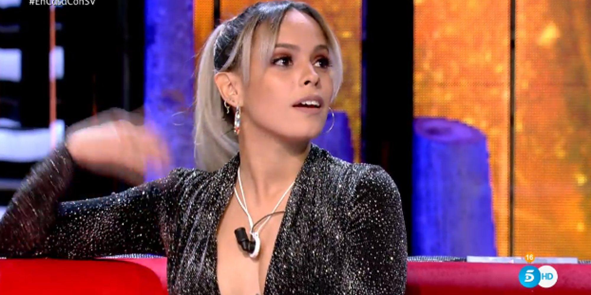 Gloria Camila, arrepentida por haber metido a Rocío Flores en su guerra con Kiko Jiménez