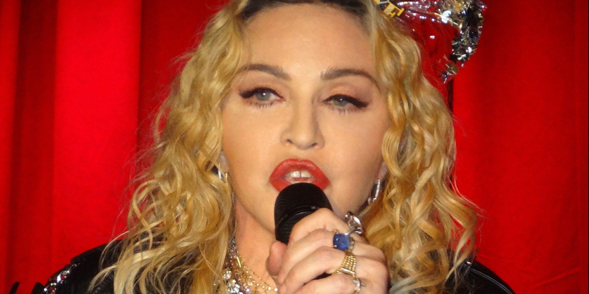 Madonna, destrozada por la muerte de Mark Blum por coronavirus