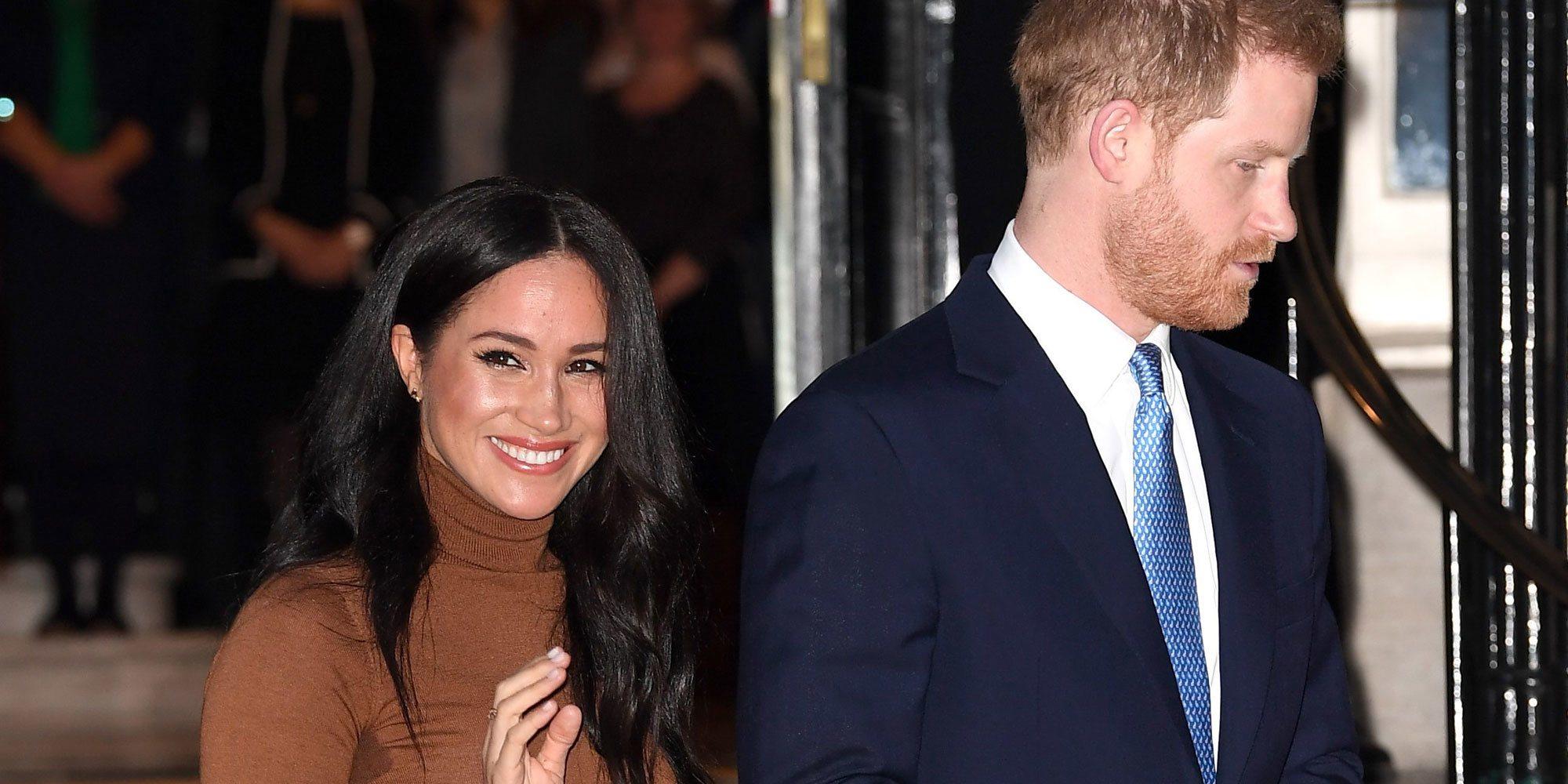 El mensaje de despedida del Príncipe Harry y Meghan Markle por su salida de la Casa Real Británica
