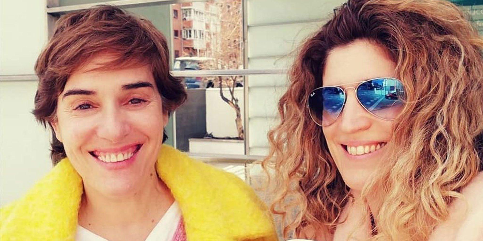 """Anabel Alonso, muy ilusionada poco antes de ser madre por primera vez: """"Esperándote"""""""