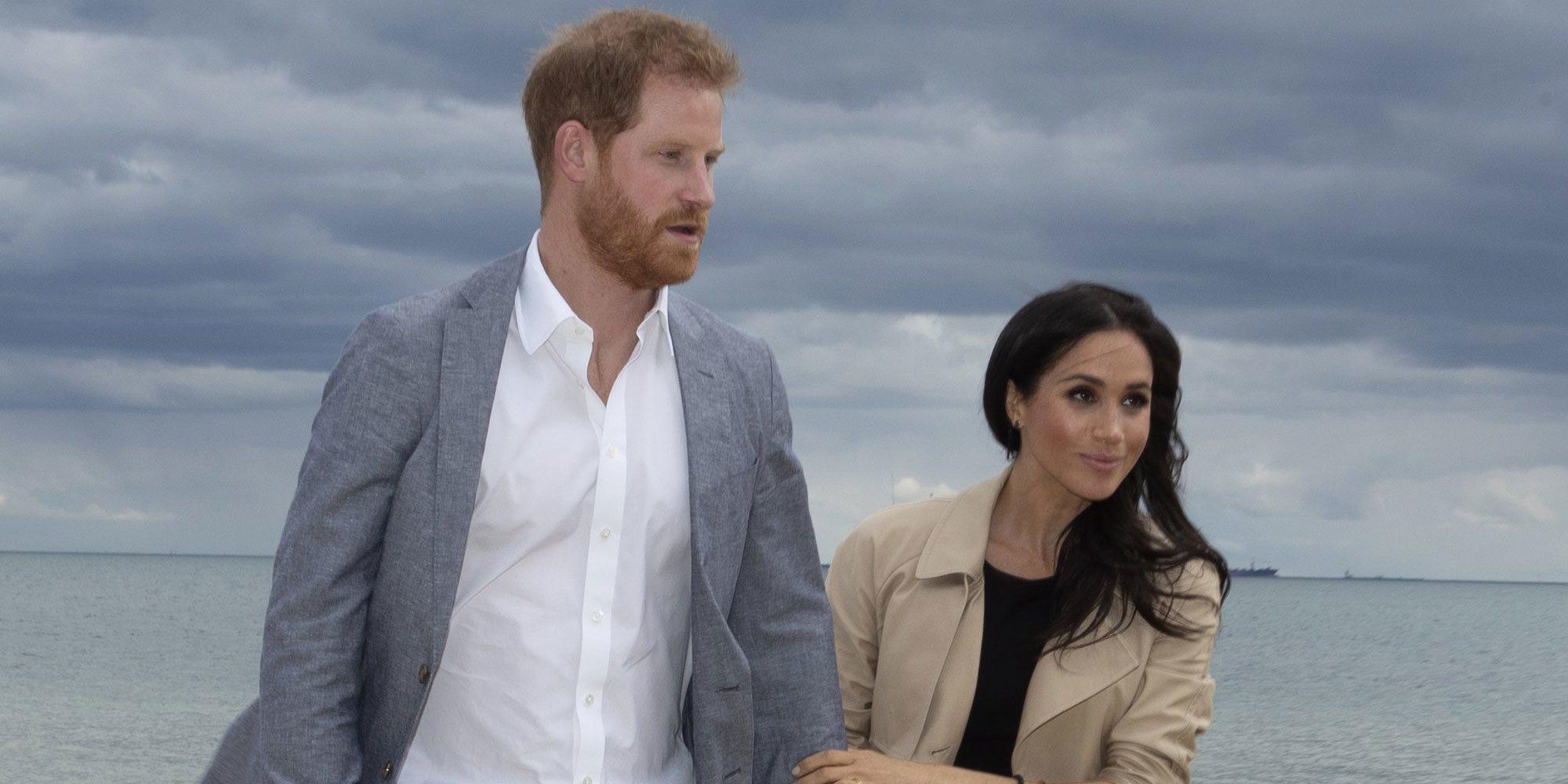 La carta con la que el Príncipe Harry y Meghan rompen su relación con cuatro medios británicos