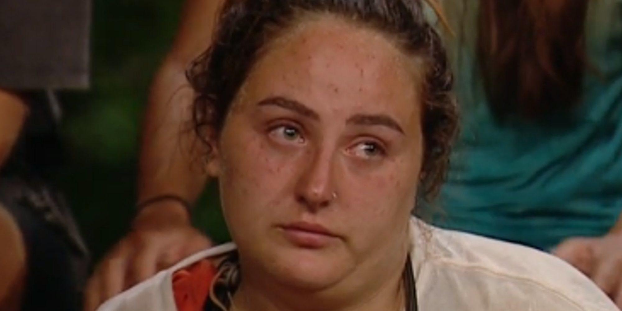 El corte de Rocío Flores cuando José Antonio Avilés le pidió perdón por haberle hecho daño en 'Supervivientes 2020'