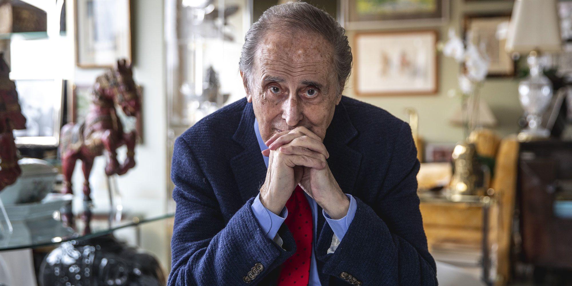 """Jaime Peñafiel: """"La expulsión del Rey Juan Carlos de España es lo más terrible que le ha pasado a la Monarquía"""""""