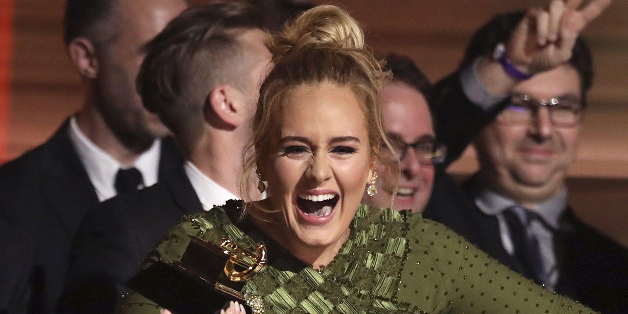 Adele muestra su impactante cambio físico en una foto con la que agradece las felicitaciones por su cumpleaños
