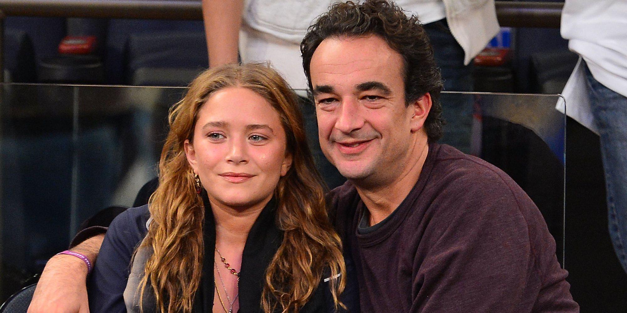 Mary-Kate Olsen pide el divorcio 'de emergencia' a Olivier Sarkozy después de que este intentara echarla de casa