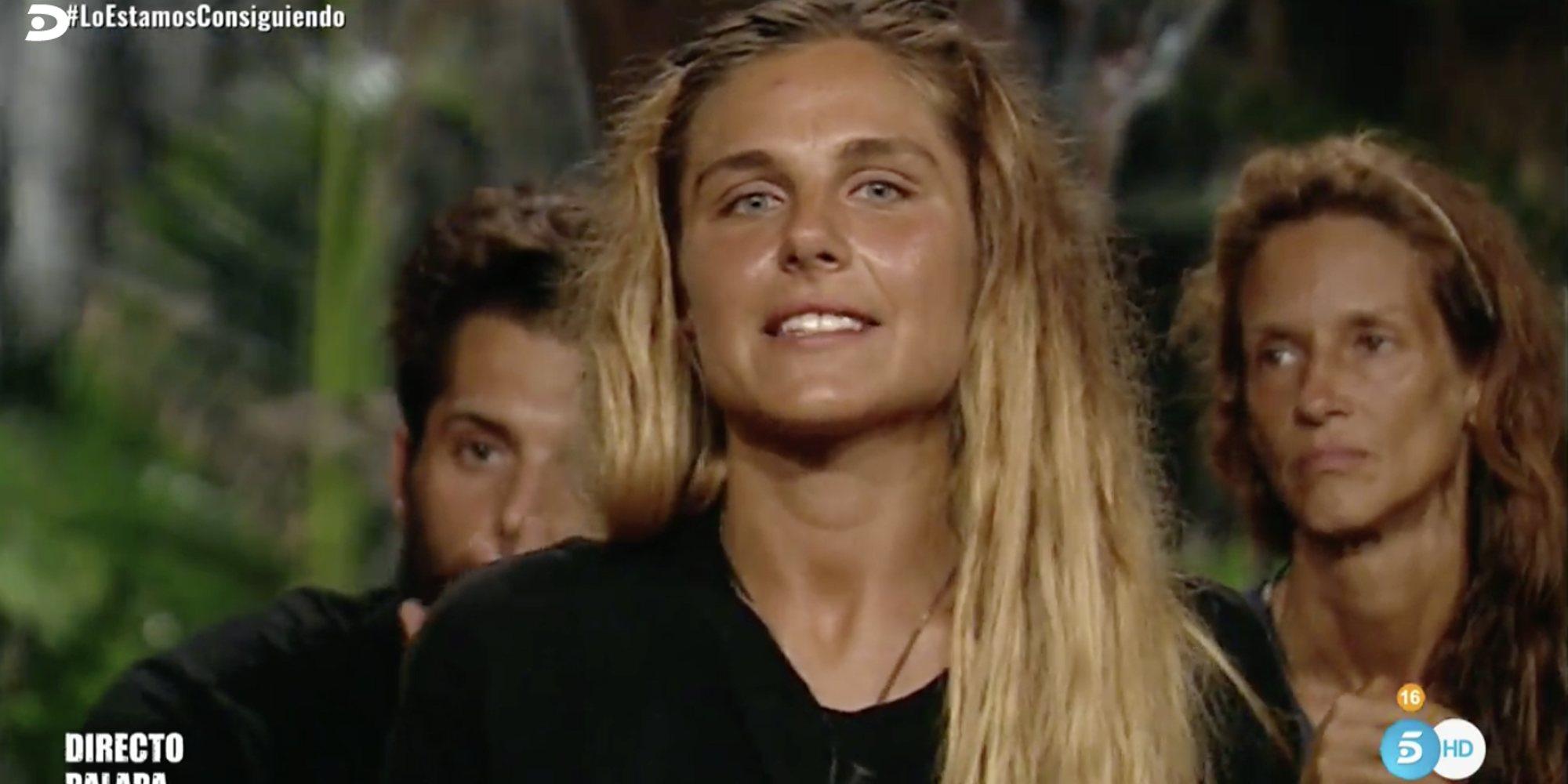 Ivana Icardi, décima expulsada de 'Supervivientes 2020'