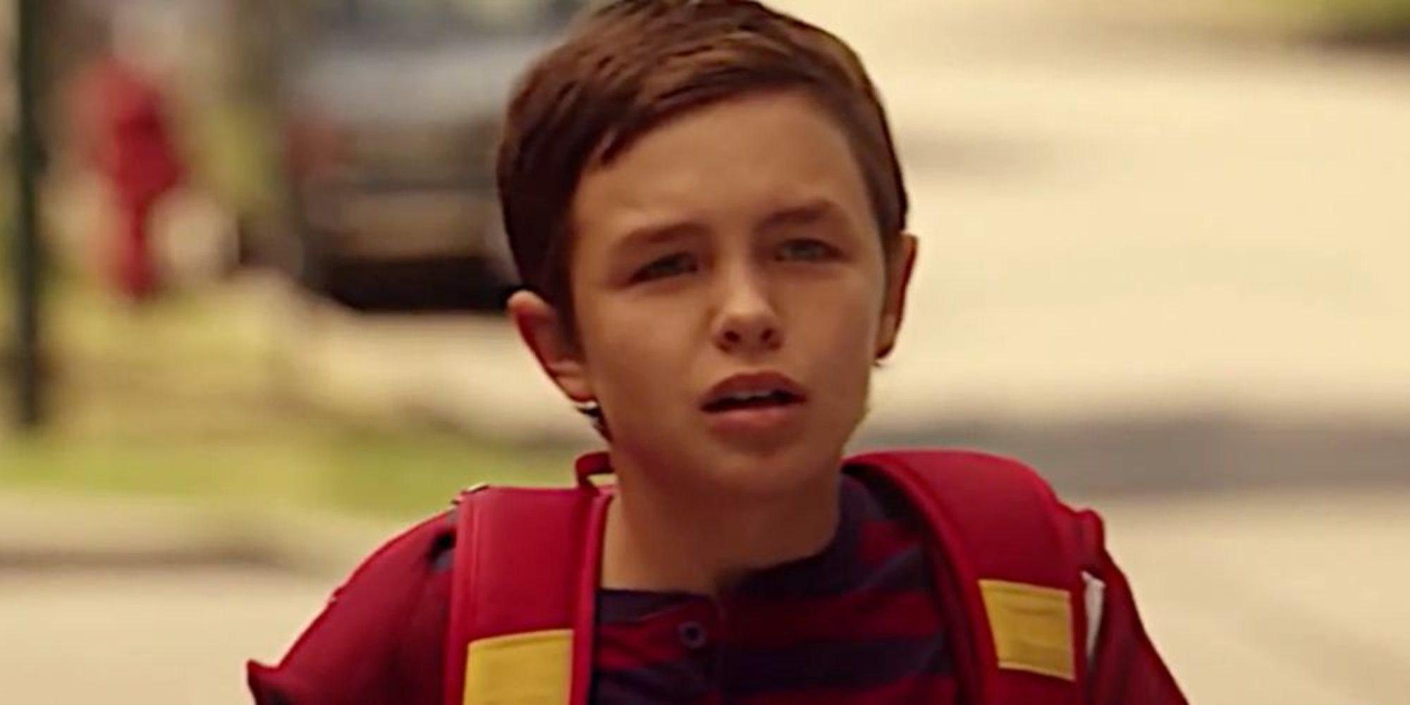 Revelada la causa de la muerte de Logan Williams, el joven actor de 'The Flash'