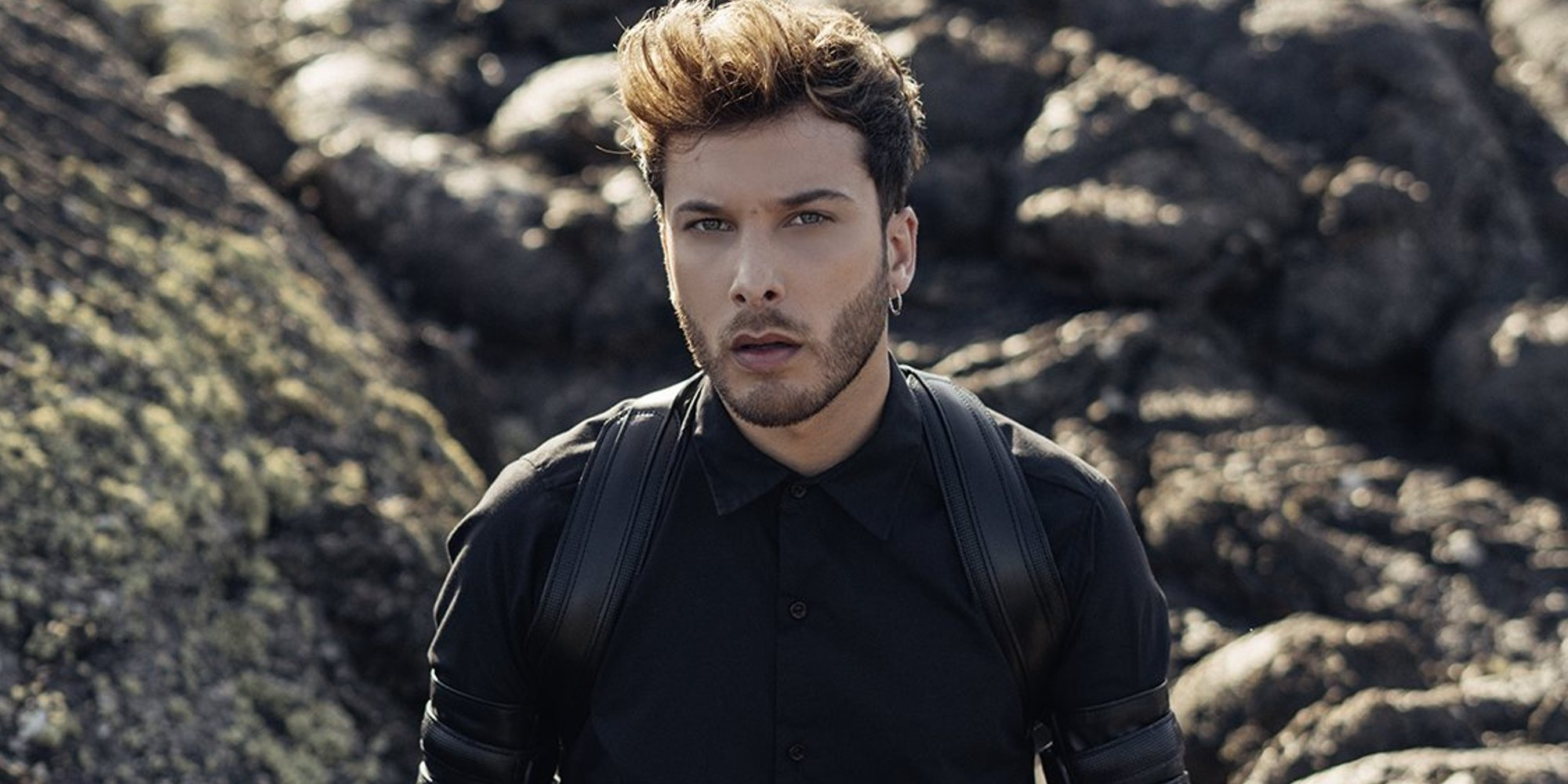 """La breve participación de Blas Cantó en 'Eurovisión: Europe Shine a Light': """"Estamos para dar una luz a todos"""""""