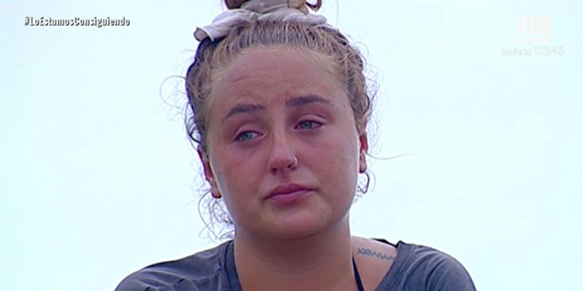 """Rocío Flores se abre en canal sobre su relación con su madre en 'Supervivientes 2020': """"No supe estar a la altura como hija"""""""