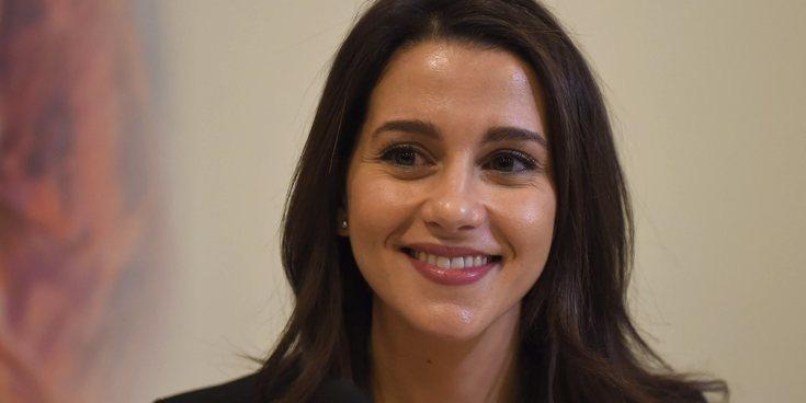 Inés Arrimadas anuncia el nacimiento de su primer hijo