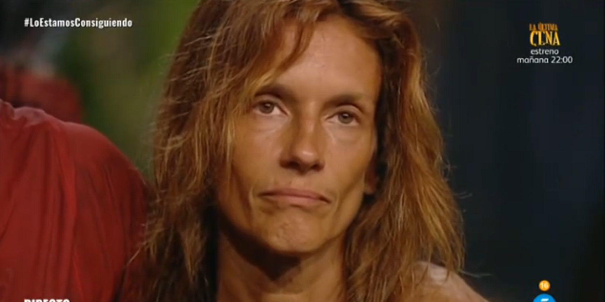 Elena se convierte en la undécima expulsada de 'Supervivientes 2020'